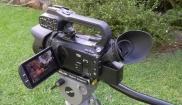 Canon XA 35